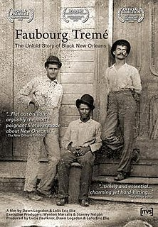 <i>Faubourg Treme: The Untold Story of Black New Orleans</i> 2008 American documentary film