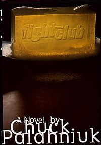 Image result for fight club book cover first edition