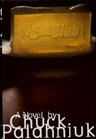 Fight Club (novel) - First edition cover