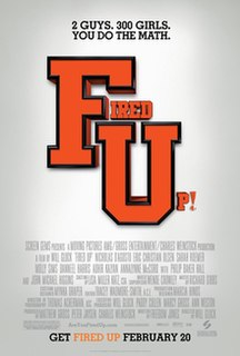 <i>Fired Up!</i> 2009 film by Will Gluck