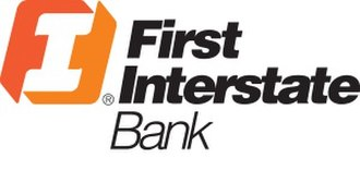 First Interstate Bancorp - Image: First Interstate Bank logo