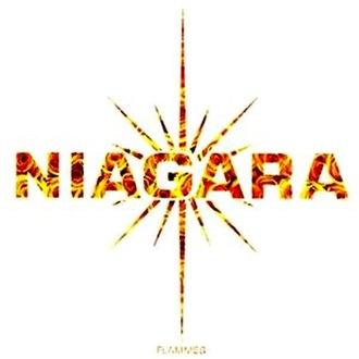 Flammes - Image: Flammes (Niagara album cover art)