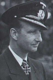 Fritz Frauenheim German navy officer and world war II U-boat commander