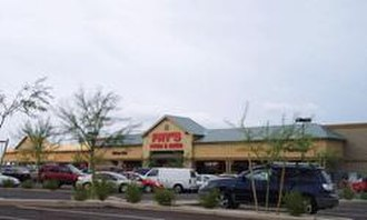 Fry's Food and Drug - Typical Fry's Food and Drug Store in Phoenix, Arizona