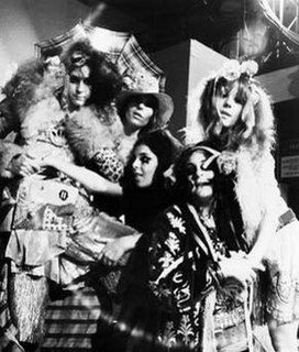 The GTOs group of groupie
