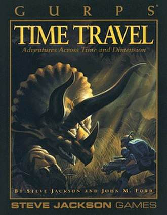 GURPS Time Travel - Cover