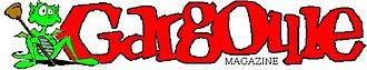 Gargoyle Humor Magazine - Image: Gargoyle Humor Magazine (logo)