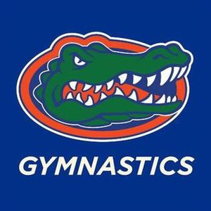 Florida Gators women's gymnastics - Image: Gators gymnastics logo
