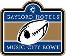 2008 Music City Bowl Wikipedia
