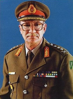 Andreas Liebenberg - Image: General Andreas 'Kat' Liebenberg
