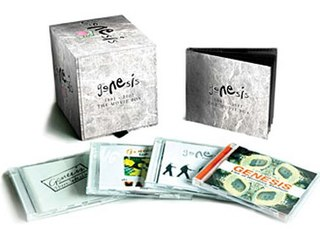 <i>Genesis Movie Box 1981–2007</i> 2009 box set by Genesis