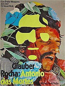German poster for 1969 film Antonio Das Mortes.jpg