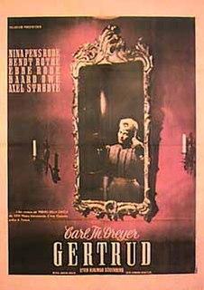 <i>Gertrud</i> (film) 1964 film by Carl Theodor Dreyer