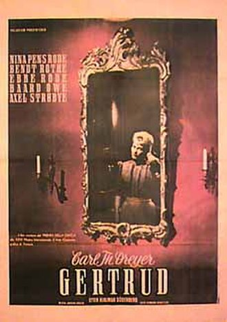 Gertrud (film) - Theatrical release poster