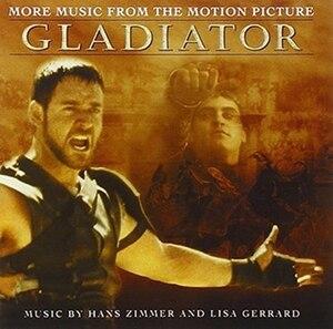 Gladiator (soundtrack) - Image: Gladiatorsoundtrack 2