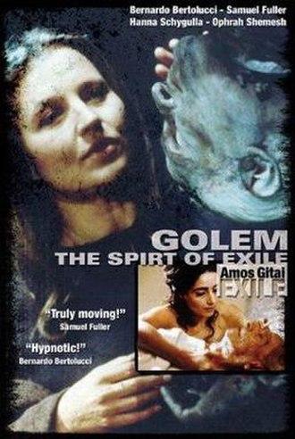 Golem, the Spirit of the Exile - Image: Golem, the Spirit of the Exile