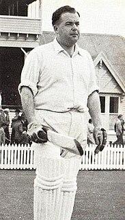 Gordon Leggat New Zealand cricketer
