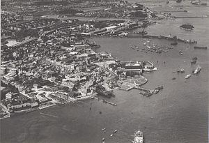 Gosport - Gosport in 1960
