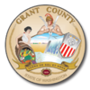 Official seal of Grant County