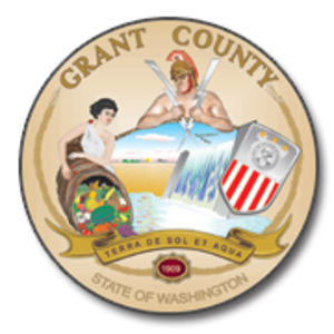 Grant County, Washington - Image: Grant County Seal