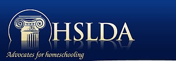 Logo of the Home School Legal Defense Association.