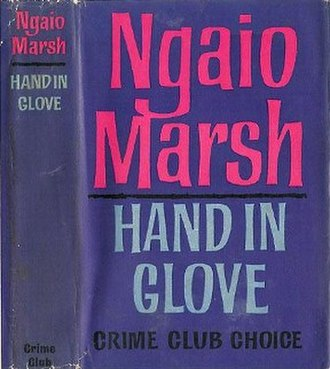 Hand in Glove (novel) - First edition