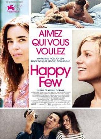 Happy Few - Film poster