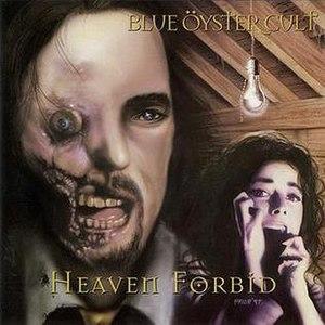 Heaven Forbid - Image: Heaven Forbid cover