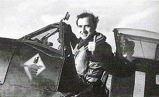 Henryk Pietrzak Polish flying ace