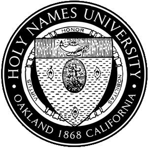 Holy Names University - Image: Holy Names University seal