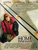 Picture of a movie: Home For The Holidays