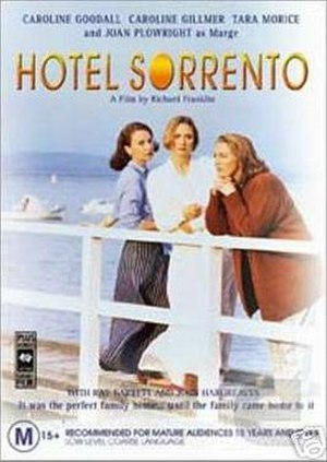 Hotel Sorrento - VHS Cover