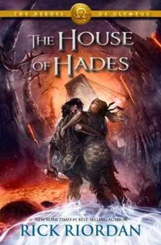 The House of Hades - First edition cover