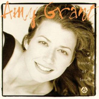 House of Love (Amy Grant album) - Image: House of Love album coverart