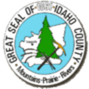 Idaho County, Idaho - Image: Idaho County ID Seal