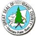 Sigillo di Contea di Idaho, Idaho