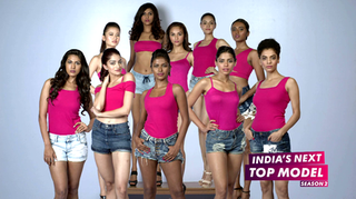 <i>Indias Next Top Model</i> (season 2)