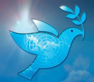 International Day of Peace annual observance dedicated to world peace