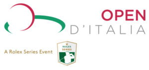 Italian Open (golf) - Image: Italian Open (golf) logo