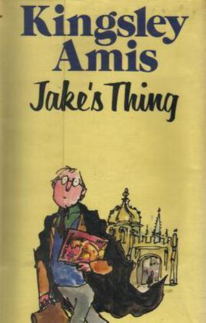 Jake's Thing - First edition Cover art by Quentin Blake