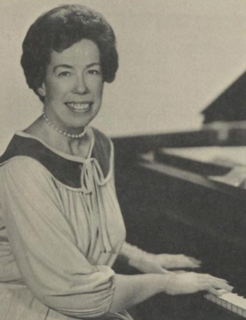 Jane Douglass White American musician and army officer