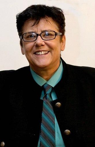 Jeanne Córdova - Image: Jeanne Cordova Lammy
