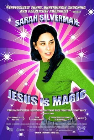 Sarah Silverman: Jesus Is Magic - Sarah Silverman