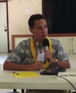 Joey Manahan - Image: Joey Manahan