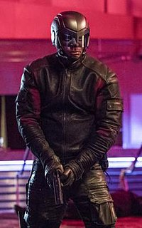 John Diggle (Arrowverse) Fictional character from the Arrowverse franchise