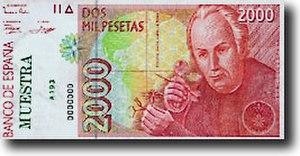 José Celestino Mutis - Image: José Celestino Mutis banknote