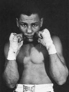 José Torres Puerto Rican boxer