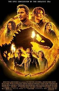 <i>Jurassic World: Dominion</i> 2022 American science fiction adventure film