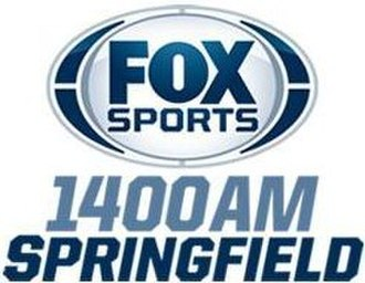 KGMY - Image: KGMY Fox Sports 1400 logo