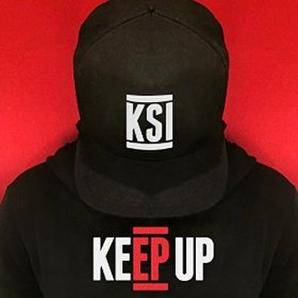 Keep Up (KSI song) - Image: KSI Keep Up cover art